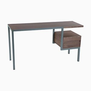 KTAB Walnut Desk by José Pascal