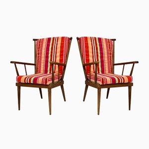 Lounge Chairs by Joamin Baumann for Baumann, 1960s, Set of 2