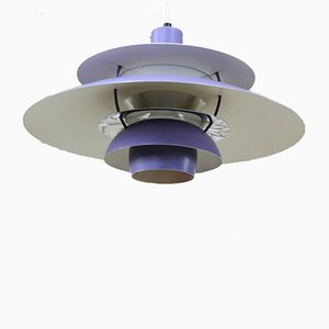 Mid-Century Modell PH 5 Deckenlampe von Poul Henningsen, 1960er