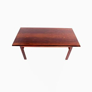 Rosewood Model Capella Coffee Table by Illum Wikkelsø for Niels Eilersen, 1960s