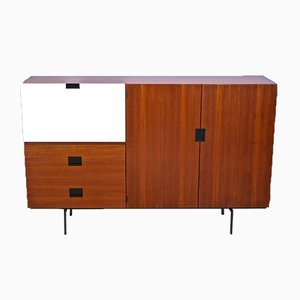 Dutch Teak Model CU09 Cabinet by Cees Braakman for Pastoe, 1958