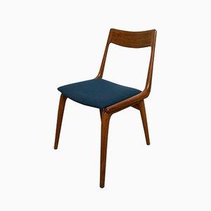 Chaise de Bureau Modèle 370 Boomerang par Alfred Christensen pour Slagelse Møbelværk, 1960s