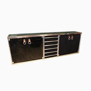 Modulares Sideboard von Guido Faleschini für Hermès, 1970er