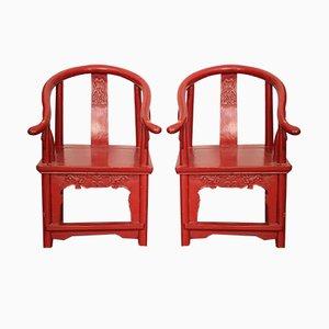 Chaises pour Enfant, Asie, Set de 2