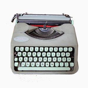 Schweizer Modell Baby Schreibmaschine von Hermes, 1950er