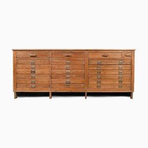 Sideboard aus Holz mit 22 Schubladen