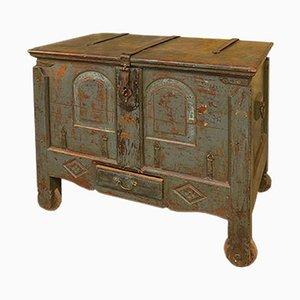 Antike Kommode aus Holz