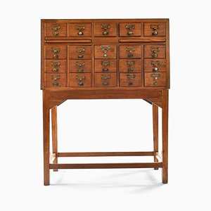 Apothecary Cabinet with 20 Drawers