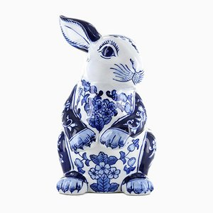 Porcelain Rabbit Piggy Bank