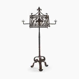 Wrought Iron Lectern