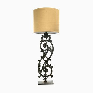 Cast Iron Balustrade Lamp