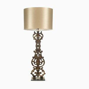 Lampe Balustrade en Fonte