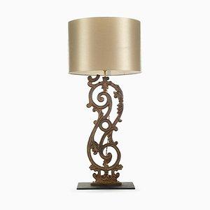 Gusseisen Balustrade Lampe