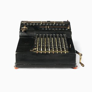 Calculator from Lindström Record, 1920s