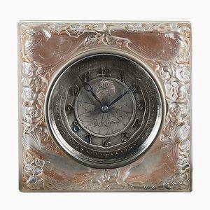 Oreste-Leboffe Uhr von René Lalique