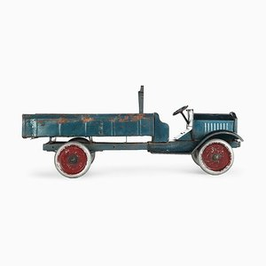Sheet Metal Childrens Truck, 1920s