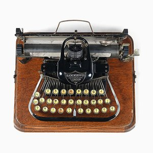 Blick Nr. 7 Schreibmaschine von Blickensderfer, 1890er