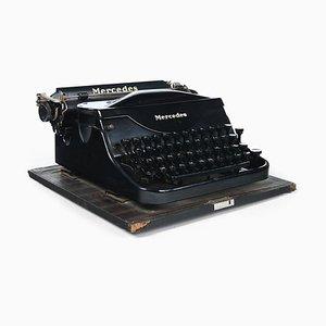 Schreibmaschine von Mercedes, 1910er