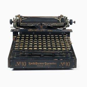 No. 10 Schreibmaschine von Smith Premier, 1910er