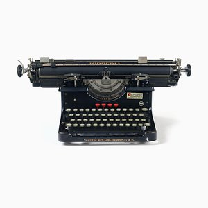 Typewriter from Torpedo, 1920s