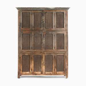 Wooden Wardrobe with 6 Wings