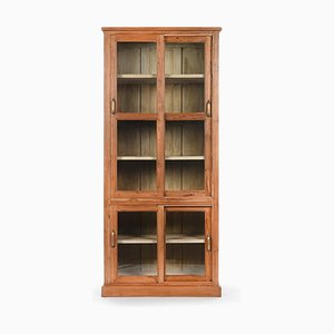 Large Wooden Showcase