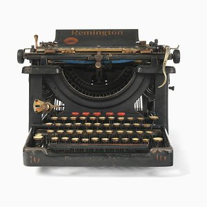 Remington Typewriter, 1920s