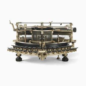 Multiplex Schreibmaschine, 1890er
