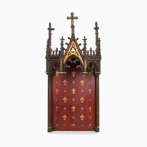 Gotischer Altar aus dem 19. Jahrhundert