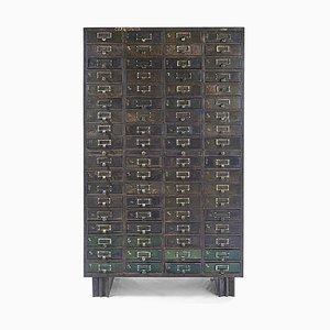 Metall Werkstattmöbel mit 72 Schubladen