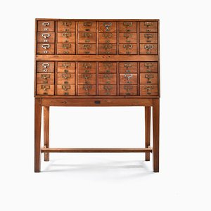 Apothecary Cabinet with 36 Drawers
