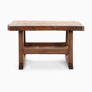 Tavolo da laboratorio in legno