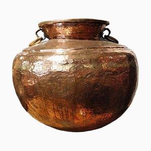 Grand Pot en Cuivre