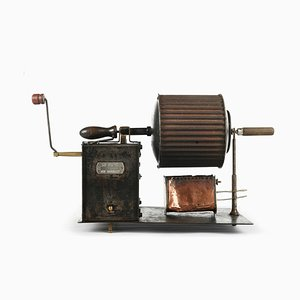 French Mechanical Roaster by J. Trémoulac