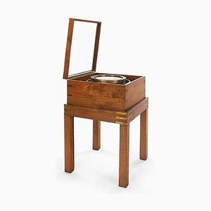 Road Compass Holztisch von B.Cooke & Son ltd