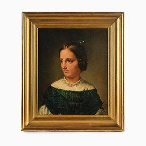 Portrait par Marie-Eléonore Godefroid