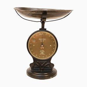 Englische Balance Salter Waage, 1940er
