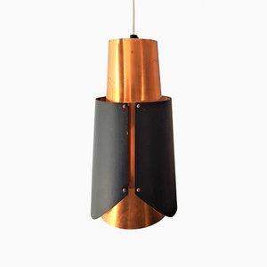 Osterport Deckenlampen von Bent Karlby für Lyfa, 1960er, 2er Set