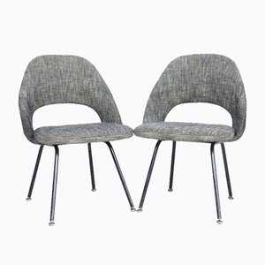 Model 71 Dining Chairs by Eero Saarinen for Knoll Inc. / Knoll International, 1950s, Set of 2