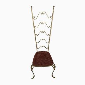 Chaise d'Appoint Mid-Century par Pierre Luigi Colli, 1950s