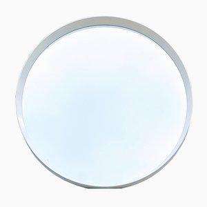 Mid-Century Modern Round Mirror
