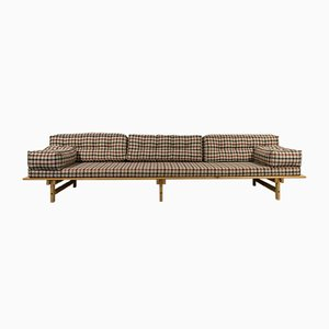 Mid-Century Sofa-Daybed by Borge Mogensen, 1960s
