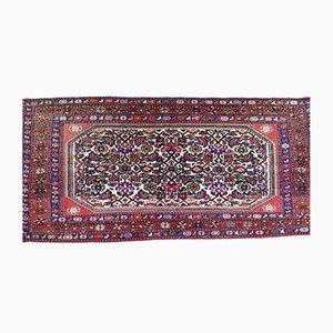 Vintage Kurdi Woolen Carpet, 1950s