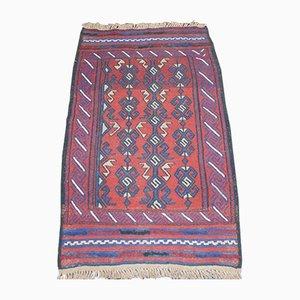 Vintage Middle Eastern Woolen Kilim Carpet, 1950s