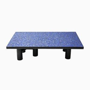 Table Basse Modèle Lapis Lazuli Vintage par Etienne Allemeersch