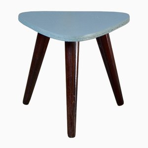 Table d'Appoint Tripode Mid-Century, 1950s