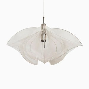 Acrylic Pendant Lamp, 1960s