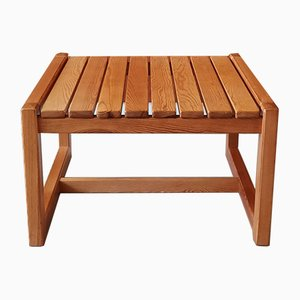 Table Basse en Pin par Karin Mobring pour Ikea, 1970s