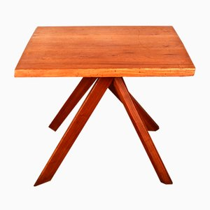 Elm Model T27A Rectangular Table from Pierre Chapo, 1970s