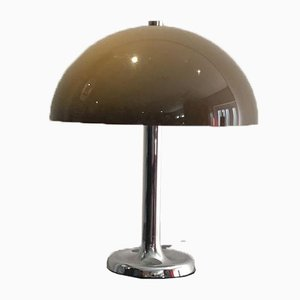 Mid-Century Mushroom Tischlampe von Egon Hillebrand für Hillebrand Lighting, 1970er